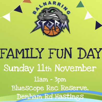 Buy Tickets for our Family Fun Day!